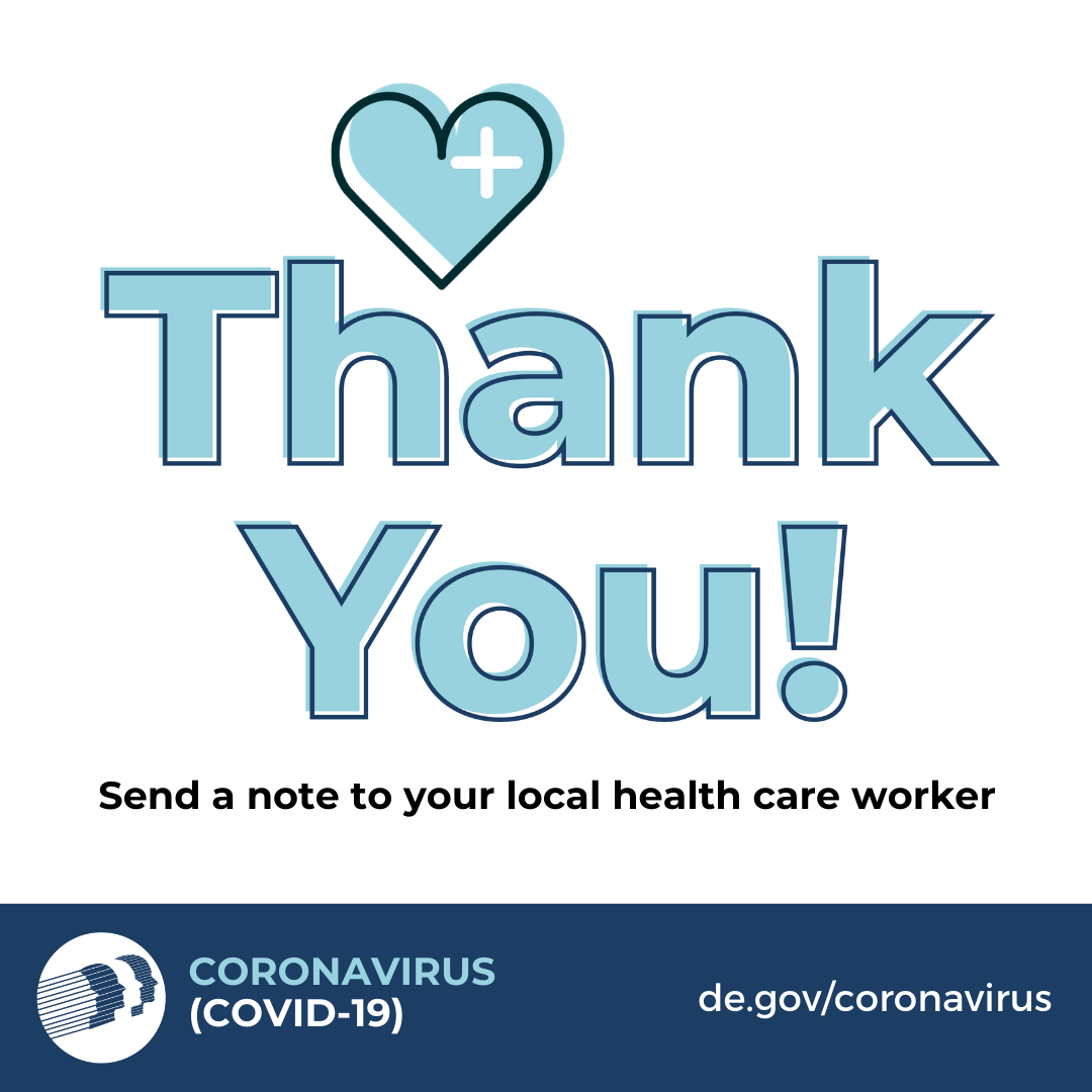 Send a note to your local health care worker