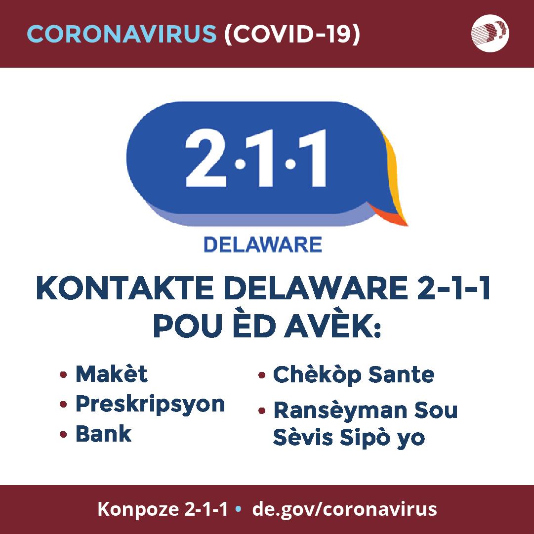 KONTAKTE DELAWARE 2-1-1