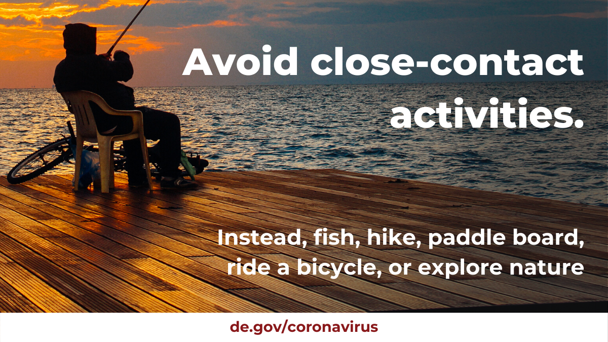 Avoid Close-Contact Activities