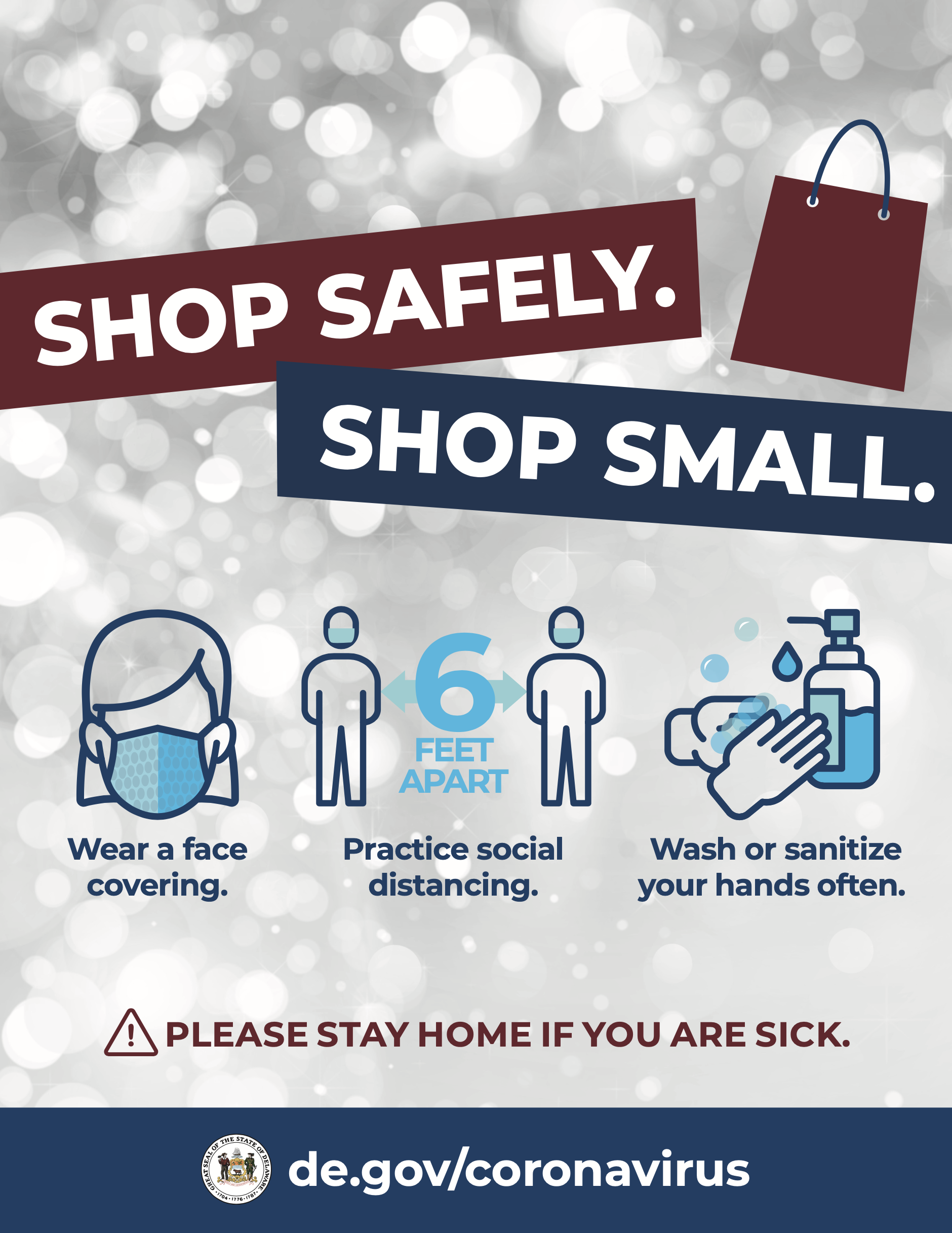 Shop Safely - Holiday Edition