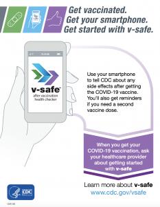V-safe Poster