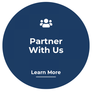 Icon that links to partner with us information
