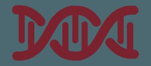 illustration of a DNA strand.