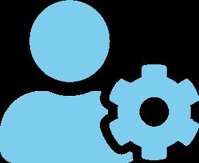user cog icon