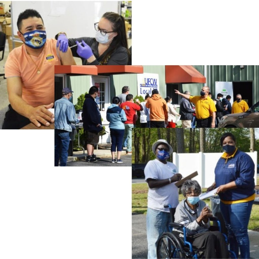 UFCW events
